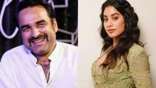 Janhvi Kapoor Feels Pankaj Tripathi Thinks She is a 'Creep', Here's Why