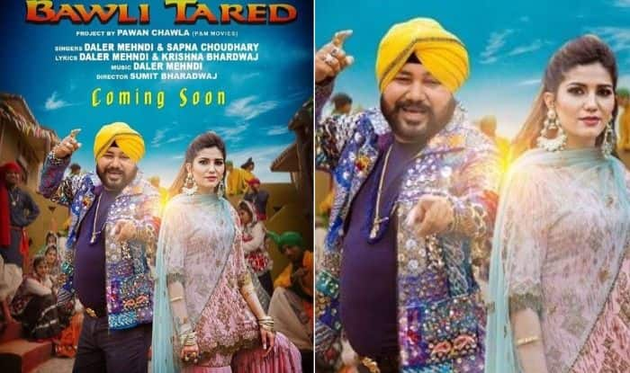 Sapna Choudhary-Daler Mehendi's First Song Together 'Bawli Tared' Will be Out Soon