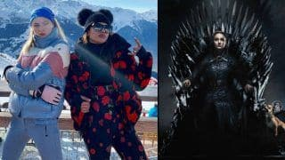 Priyanka Chopra Cheers For Sophie Turner Aka Sansa Stark From Game of Thrones