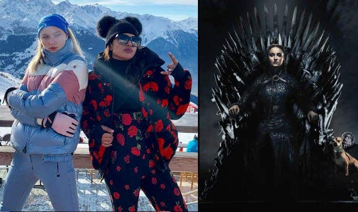 Priyanka Chopra Cheers For Sophie Turner Aka Sansa Stark From Game of Thrones