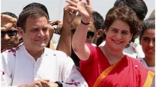 Congress Wants Him Back, Priyanka Says 'Few Have Courage You do' on Rahul's Decision to Step Down