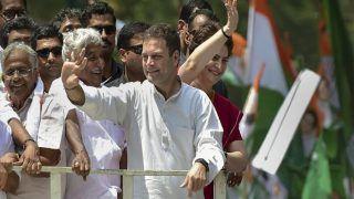 Congress President Rahul Gandhi Files Nomination From Kerala's Wayanad