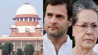 इनकम टैक्स असेसमेंट रिट: SC सोनिया और राहुल गांधी की अपीलों पर अगस्त में करेगा सुनवाई