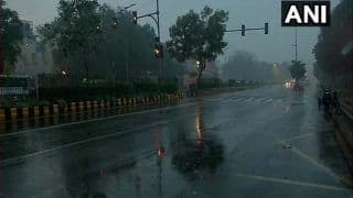 Heavy Rain, Thunderstorm Hits Delhi-NCR, Other States; Normal Life Disrupted