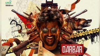 Rajinikanth's First Look From Thalaivar 167 Out, AR Murugadoss Film Titled 'Darbar'