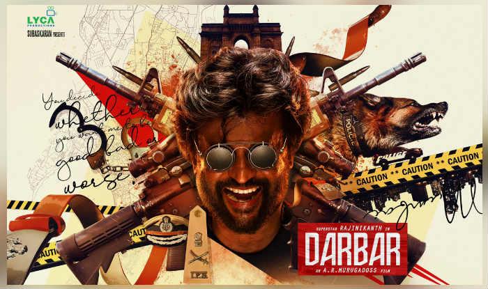 Rajinikanth's First Look From Thalaivar 167 Out, AR Murugadoss Film Titled 'Darbar'