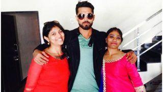 क्रिकेटर रविंद्र जडेजा के पिता, बहन कांग्रेस में शामिल, इससे पहले पत्नी ने जॉइन की थी बीजेपी