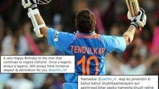 'Happy Birthday Sachin Tendulkar': Lata Mangeshkar to Shahid Kapoor, How Bollywood Wished Master Blaster on Turning 46