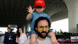 Saif Ali Khan Reveals Taimur Ali Khan Doesn't Enjoy Paparazzi And Says 'no Pictures, Please'