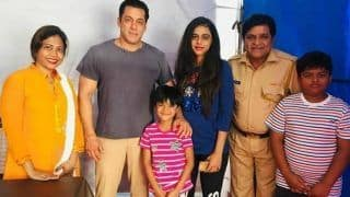 Welcome Telugu Comedian Ali Basha as Chulbul Pandey's Right Hand in Salman Khan's Dabangg 3