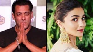 26-Year-Old Alia Bhatt Paired With 53-Year-Old Salman Khan in Inshallah & 'There's Reason Behind it'