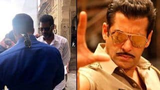 Salman Khan Gets Into Trouble Again: ASI Issues Notice For Damaging Antique Figurine While Shooting For Dabangg 3