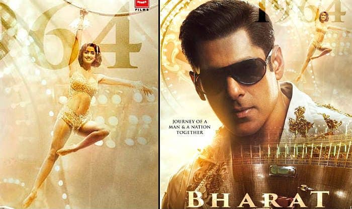 Bharat Second Poster: Salman Khan Goes Back to 1964 With Disha Patani, Looks Young And Stylish