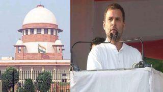 सुप्रीम कोर्ट ने राफेल फैसले पर टिप्पणियों के लिए राहुल गांधी को भेजा अवमानना का नोटिस