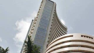 Sensex Zooms Past 39,000 Mark, Rallies Over 1,100 Points