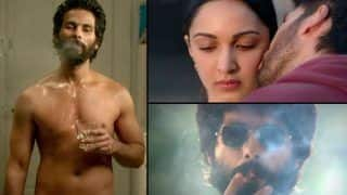 Kabir Singh Teaser Out: Shahid Kapoor Looks Raw, Edgy And Full of Swag as Kiara Advani's Lover
