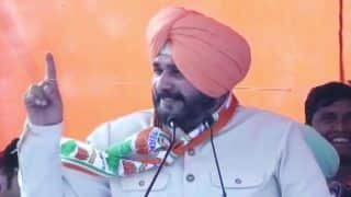 Do Not Split Your Votes, Stay United to Oust PM Modi: Navjot Singh Sidhu Urges Muslim Voters