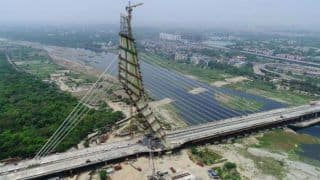 Signature Bridge to be Closed From November 5-15, Delhi Traffic Police Issue Advisory
