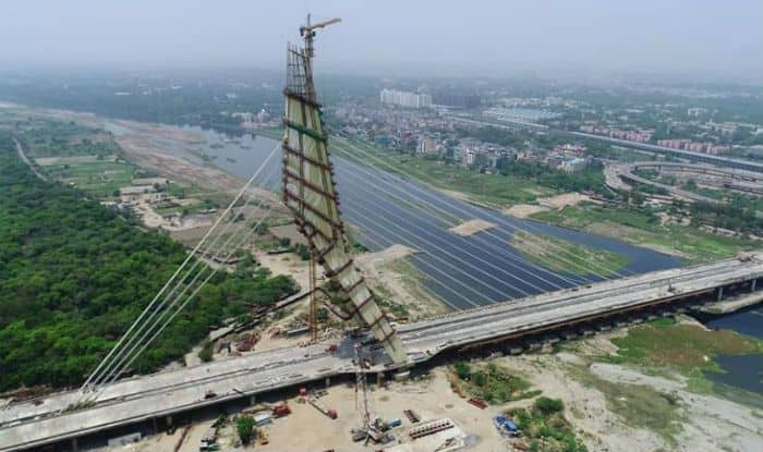 Delhi's Signature Bridge to Reopen in June 2019 to Offer Eiffel Tower-Like Experience to Tourists