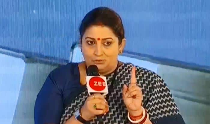 Rahul Gandhi's Decision to Contest From Wayanad Proves His Throne in Amethi Has Been Shaken: Smriti Irani