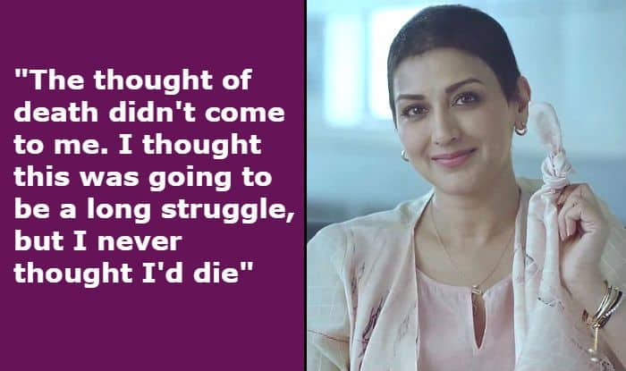 Sonali Bendre on Fighting Cancer, Defeating Death, And Getting Love Will Drive You When You're Feeling Weakest in Life