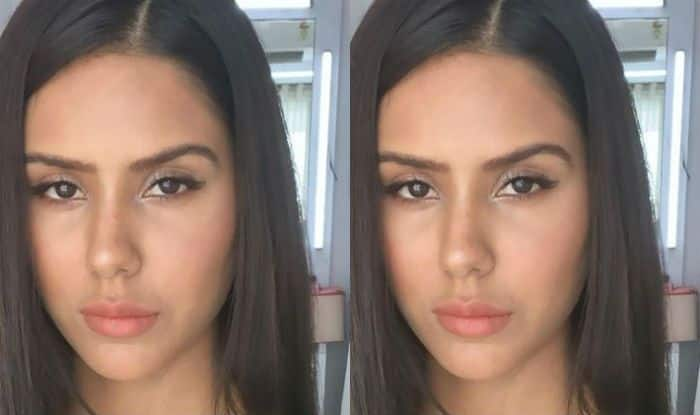 Sonam Bajwa Strikes The Sexiest Pose in a No Makeup Makeup Look- View Picture