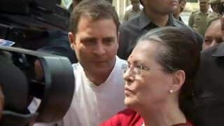 Don't Forget 2004, Vajpayee ji Was Invincible But we Won, Says Sonia on Whether PM Can't be Defeated
