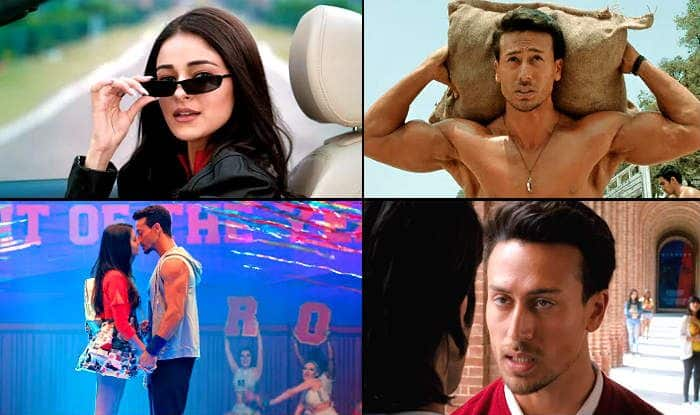 Student of The Year 2 Trailer Out: Tiger's Action And Ananya, Tara's Glamour is Unmissable