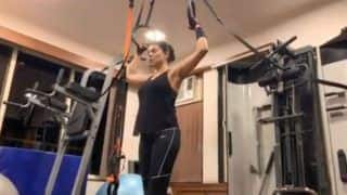 Sushmita Sen's Dedication Towards Fitness is What Will Make You Hit The Gym, Watch