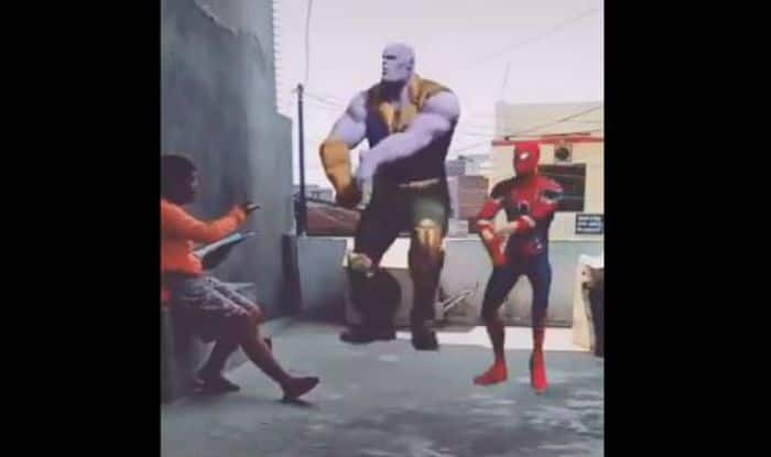 Avengers' Thanos And Spider-Man Dance to Kalank's 'First Class', Check Varun Dhawan's Epic Reaction
