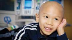 At St. Jude, Tammy Gets 33 Rounds of Proton Therapy, 4 Rounds of Chemotherapy