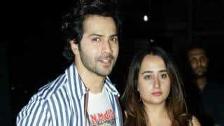 Natasha Dalal's Lovely Birthday Wish For Varun Dhawan is About 'Creating More Memories Together'