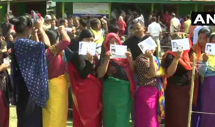 Phase 1 Voting Over, Minor Clashes, EVM Glitches Reported