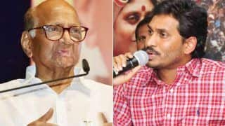 Day After Exit Polls, Sharad Pawar Speaks to YS Jaganmohan Reddy: Report