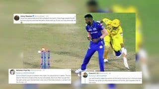 IPL 2019: Jimmy Neesham TROLLS CSK Fans Over MS Dhoni's Controversial Run-Out During Mumbai Indians vs Chennai Super Kings Final, Fans Hit Back | SEE POSTS