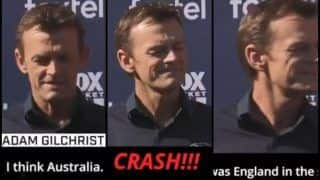England Will Make Semis: Adam Gilchrist Takes U-Turn After Predicting as World Cup 2019 Winners | WATCH VIDEO