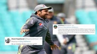 Eng vs Pak: Sarfraz Ahmed TROLLED For Defending His Players Ahead of 5th ODI Between England And Pakistan | SEE POSTS