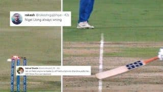 IPL 2019: MS Dhoni's Controversial Run-out During Mumbai Indians vs Chennai Super Kings Final Divides Twitter | SEE POSTS