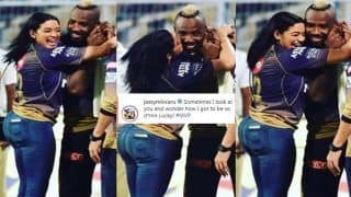 IPL 2019: Jassym Lora's Post to Andre Russell After Kolkata Knight Riders Player Wins Most Valuable Player Award is Not to be Missed | SEE POST