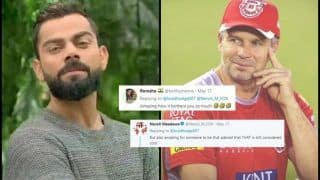 Brad Hodge TROLLED For Making Absurd Comment on Virat Kohli-Rishabh Pant Latest ad | SEE POSTS