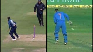 Eng vs Pak: Adil Rashid Does a MS Dhoni Style No-Look Runout to Send Babar Azam Packing During 5th ODI Between England And Pakistan, Wins Twitter | WATCH VIDEO