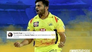 IPL 2019: Shardul Thakur TROLLED Hilariously For Giving Send-Off to Quinton de Kock After Dismissal During Mumbai Indians vs Chennai Super Kings Finals | SEE POSTS