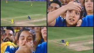 IPL 2019: Radhika Merchant's Reaction After Rohit Sharma Survives Run-Out During Mumbai Indians vs Chennai Super Kings Final is EPIC | WATCH VIDEO