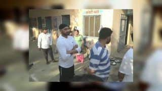 Lok Sabha Phase 7 Polling: Harbhajan Singh Waits in Queue to Cast His Vote in Punjab Jalandhar's Garhi Village | WATCH VIDEO