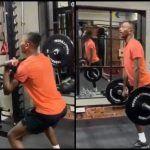 Hardik Pandya Sweats it in Training Gym Session Ahead of ICC World Cup 2019   WATCH VIDEO
