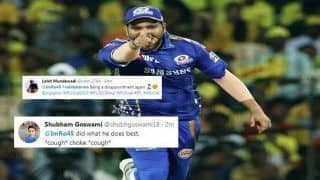 IPL 2019: Rohit Sharma TROLLED For Poor Show During Mumbai Indians vs Chennai Super Kings Final   SEE POSTS