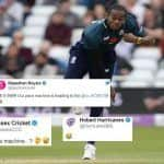 Hobart Hurricanes, Sussex Troll Rajasthan Royals For Their Post on Jofra Archer After His Selection For England World Cup 2019 Squad | SEE POSTS