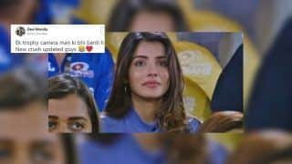 IPL 2019: After RCB Girl, MI Fan Girl Steals Show as Mumbai Indians Beat Chennai Super Kings to Clinch Record Fourth Title | SEE POSTS