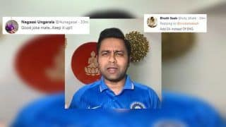 ICC Cricket World Cup 2019: Aakash Chopra Picks His Four Semi-Finalists, Twitter Disagrees With Him | SEE POST