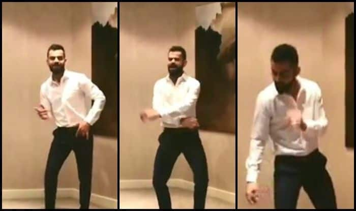 Image result for kohli dancing